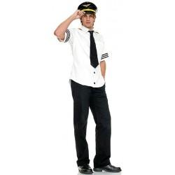 Kostüm/Pilotenuniform für Männer