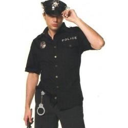 Kostüm, Polizeiuniform für Männer