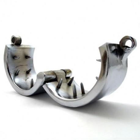 Les dents de kali - Cockring à piques - torture