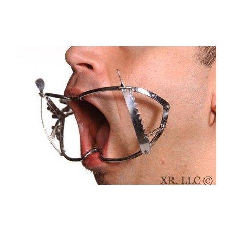 Ouvre bouche médical à crémaillère