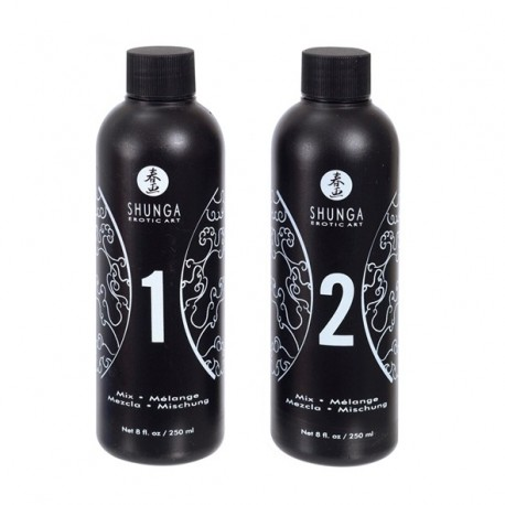 Shunga : Body to body massage kit