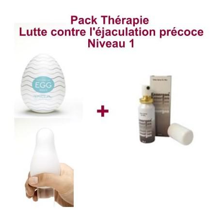 Therapie Pack - Kampf gegen vorzeitige Ejakulation - Level 1