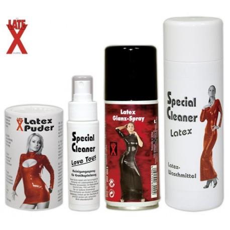 Kit d'entretien pour Latex & PVC
