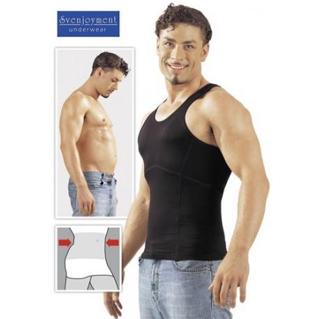 Modellierendes Achselshirt – Flacher Bauch