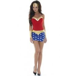 Sexy WonderWoman Kostüm