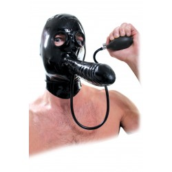 Fuck My Face: Maske mit aufblasbarem Dildo