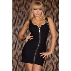 Abendkleid - Hauteng & sexy - mit Reißverschluss vorne