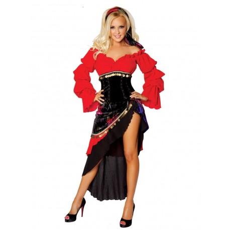 Costume danseuse espagnole de flamenco!