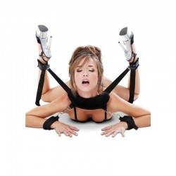 Position Master - Sex-Stellungshilfe - Angehobene Beine