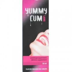 Yummy Cum Drops - Tropfen für mehr Sperma, das besser schmeckt