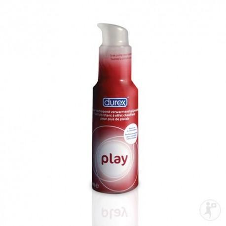 Durex Play Warming – Gleitgel mit wärmendem Effekt
