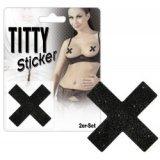 Nippelaufkleber - Titty Sticker - X