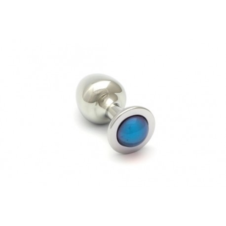 Intimschmuck - Rosebud - Analplug : 8 Farbgebungen / 3 Größen erhältlich