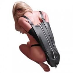 ArmBinder – Monohandschuh mit Reißverschluss