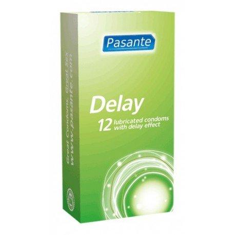 Pasante Delay - Erektionsverzögernde Kondome