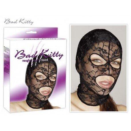 Glamouröse Maske aus Spitze