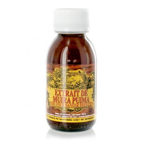 Bois Bandé Muira Puama – Das Potenzholz für Sie und Ihn – fördert die Erektion und das Verlangen