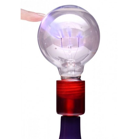 Zeus - Violet Wand - Glühbirnen-Aufsatz