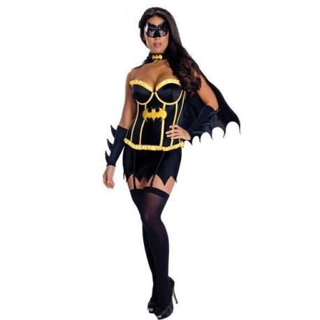Verkleidung - BatGirl Sexy