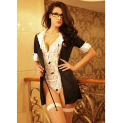 Kostüm - Sexy Lehrerin