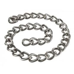 30 cm BDSM-Metallkette