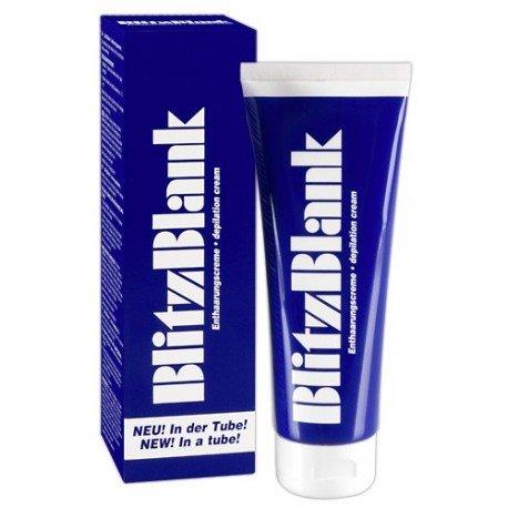 BlitzBlank – Enthaarungscreme speziell für Bikinizone und Intimbereich