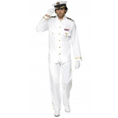 Kostüm, Uniform, sexy Flugkapitän