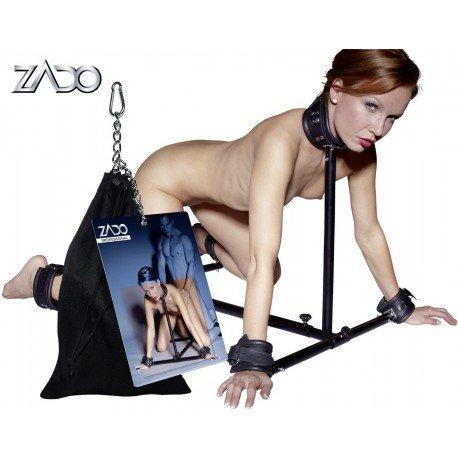 Pranger Zwangsverlies - Unterwerfung BDSM, Bondage