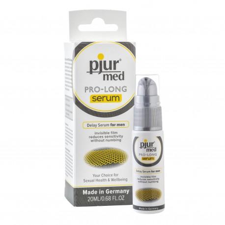 Pjur - MED Prolong Serum 20 ml - Reduziert die Empfindsamkeit der Eichel