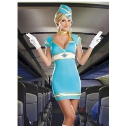 Hautenge & sexy Uniform - Stewardess