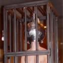 Integraler BDSM-Helm - Die Eisenkugel