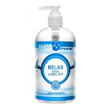 Clean Stream - Gleitmittel zur Analbetäubung