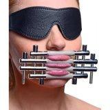Halt's Maul! Zungenpresse - Accessoire für Folter & BDSM Unterwerfung