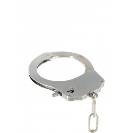 Freche Polizeihandschellen : Simply