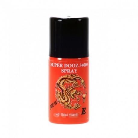 Super Dooz 34000 - Spray zur Verzögerung der Ejakulation