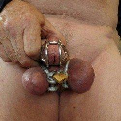 Verriegelungs-Ringe für Hoden - Ringe der Hölle
