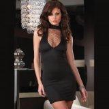 Abendkleid - ClubWear : Sexy verhängnisvoller Ausschnitt