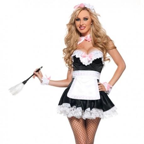 Kostüm Klassiker und sexy Dienstmädchen