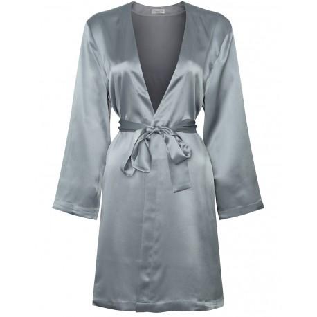 Kimono - Peignoir en satin