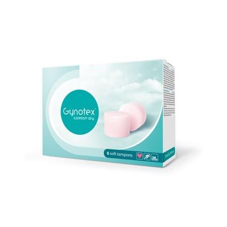 6 Gynotex Soft Pads - Zulassen Penetration während der Menstruation