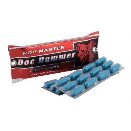 Doc Hammer Pop Master - Das Nr. 1 Stimulansmittel aus Deutschland