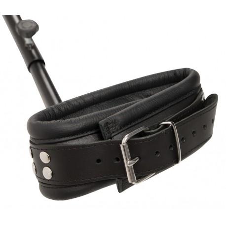 Leather Pillory Zado