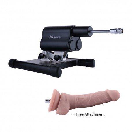 Sex Machine Hismith Premium avec gode gratuit