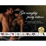 Sexy temporäre Tattoos – für heiße Abende!
