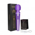 Magic Wand stimulateur clitoris - design rechargeable USB - waterproof