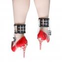 Sangle de verrouillage pour chaussure à talons aiguilles