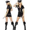 Sexy Polizistinnenkostüm