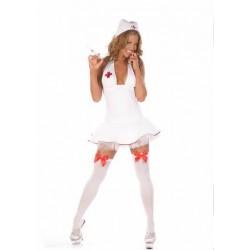 Sexy Krankenschwesterkleid