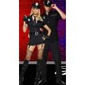 Sexy Polizistinnenkleid