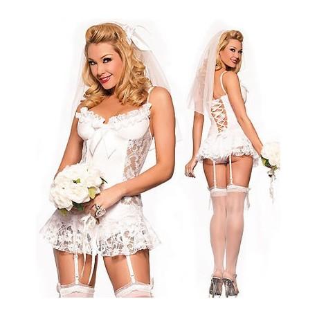 Korsett Brautkleid sexy
